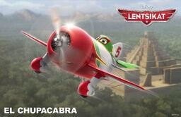 El Chupacabra (Lentsikat)