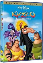 Emperor's New Groove DVD France