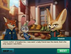 Finnick Zootopia Crime Files