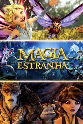 Magia Estranha - Pôster Nacional