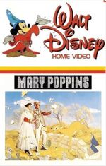 Mary Poppins 1980 France VHS