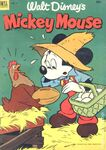 Mickey mouse comic book 9-53