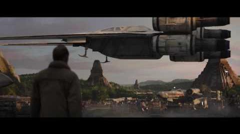 Rogue One Uma História Star Wars (Dublado) - Trailer