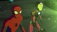 Spider-Man - 3x02 - Amazing Friends - Spider-Man and Ironheart 2