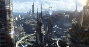Tomorrowland City 01