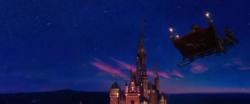 Walt Disney Pictures logo variant (Noelle)
