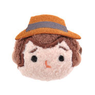 Woody Plush Badge Tsum Tsum