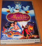 Aladdin 2004 AUS DVD
