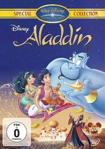 Aladdin 2013 Germany DVD
