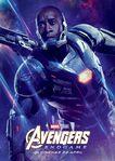 Avengers Endgame Russian poster - War Machine