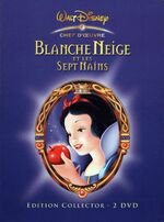 Blanche neige 2001 French DVD cover