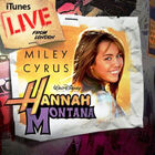 Carátula Frontal de Miley Cyrus - Itunes Live From London