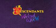 Descendants Wicked World logo
