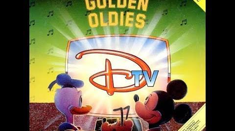 Disney's DTV Golden Oldies (LaserDisc Analog Stereo)