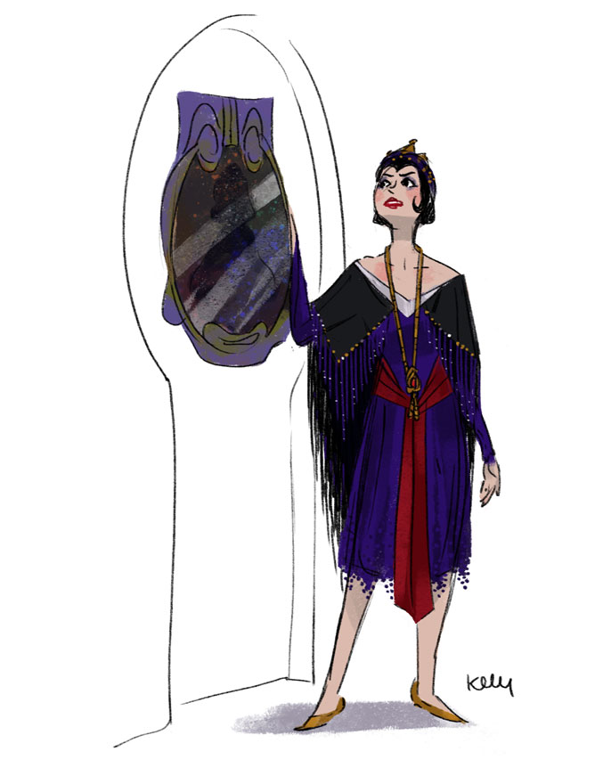 Image - Disney-art-1920s-fashion-inspired-by-the-evil-queen.jpg ...