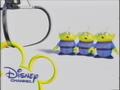 Disney Channel ID - Little Green Men