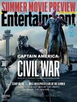 Entertainment Weekly - Captain America Civil War - Cover 4