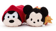 Ghost of Christmas Future and Tiny Tim Tsum Tsum Mini