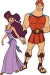 Hercules and Megara Promotional
