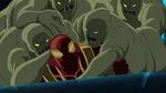 Iron Spider captured USMWW