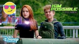 Kim Possible Filmen Dansk trailer 📟- Disney Channel Danmark