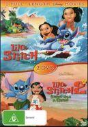 Lilo and Stitch + Lilo and Stitch 2 2006 AUS DVD
