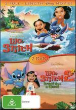 Lilo and Stitch + Lilo and Stitch 2 2006 AUS DVD