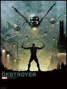 Matt Ferguson Drax Gotg Poster