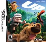 Pixar's Up game for Nintendo DS