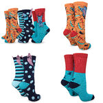Stitch Sock Set for Kids