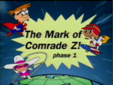 The Mark of Comrade Z!