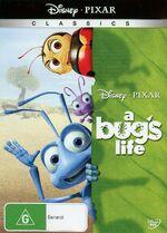 A Bug's Life 2010 AUS DVD