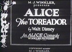 Alice the toreador 1large
