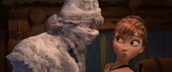 Anna trifft auf Kristoff