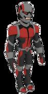 Ant-Man DI Model