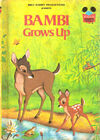 Bambi grows up