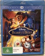 Beauty and the Beast 2010 AUS Blu Ray