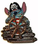 DSF - Pirate Stitch at Helm (Surprise Release)