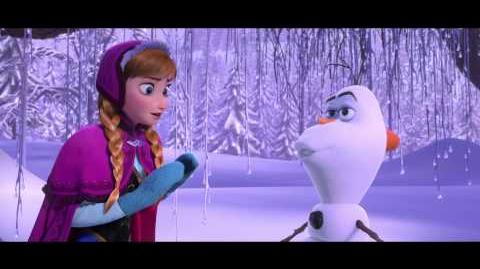 Disney's Frozen - On Digital HD Now and Blu-ray Mar 18