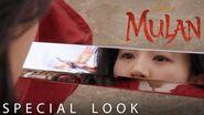 "Disney's Mulan Special Look at ""Loyal Brave True"" performed by Christina Aguilera"