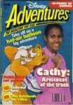 Disney Adventures Magazine Australia august 1995 cathy freeman