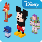 Disney Crossy Road May 2018 Logo