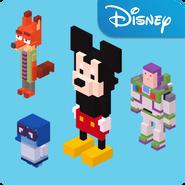 Disney Crossy Road May 2018 Logo