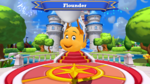 Flounder Disney Magic Kingdoms Welcome Screen