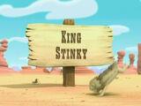 King Stinky