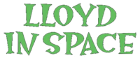Lloyd in Space Logo