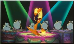 Lumiere be our guest