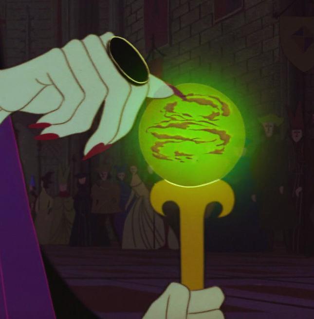 Maleficent S Staff Disney Wiki Fandom Powered By Wikia