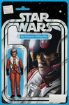 Poe Dameron 1 Action Figure Variant