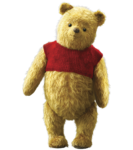 Pooh live action